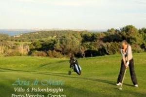 Golf en Corse du sud