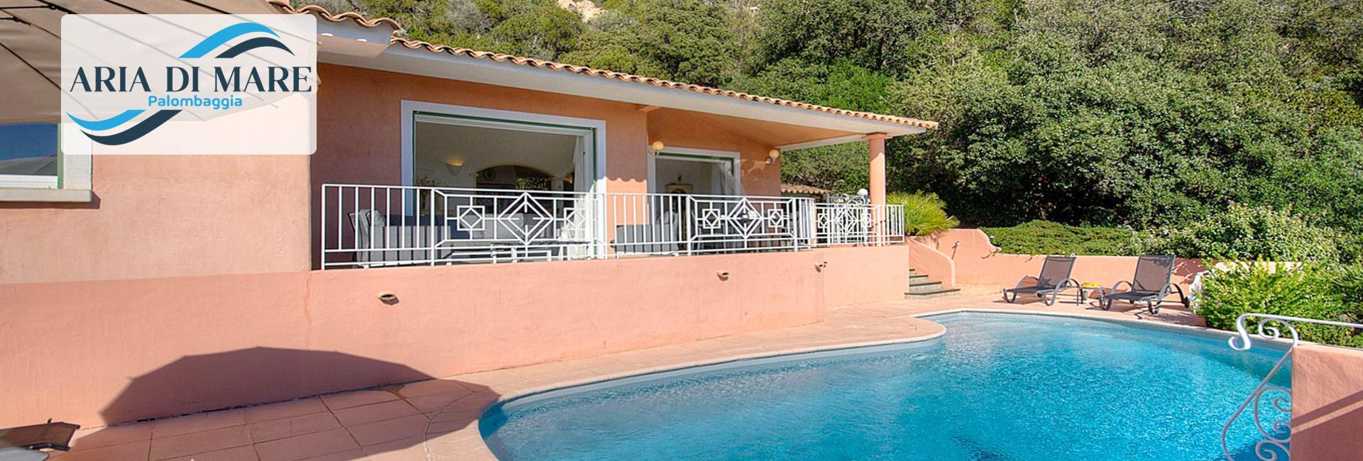 Maison de vacances Palombaggia
