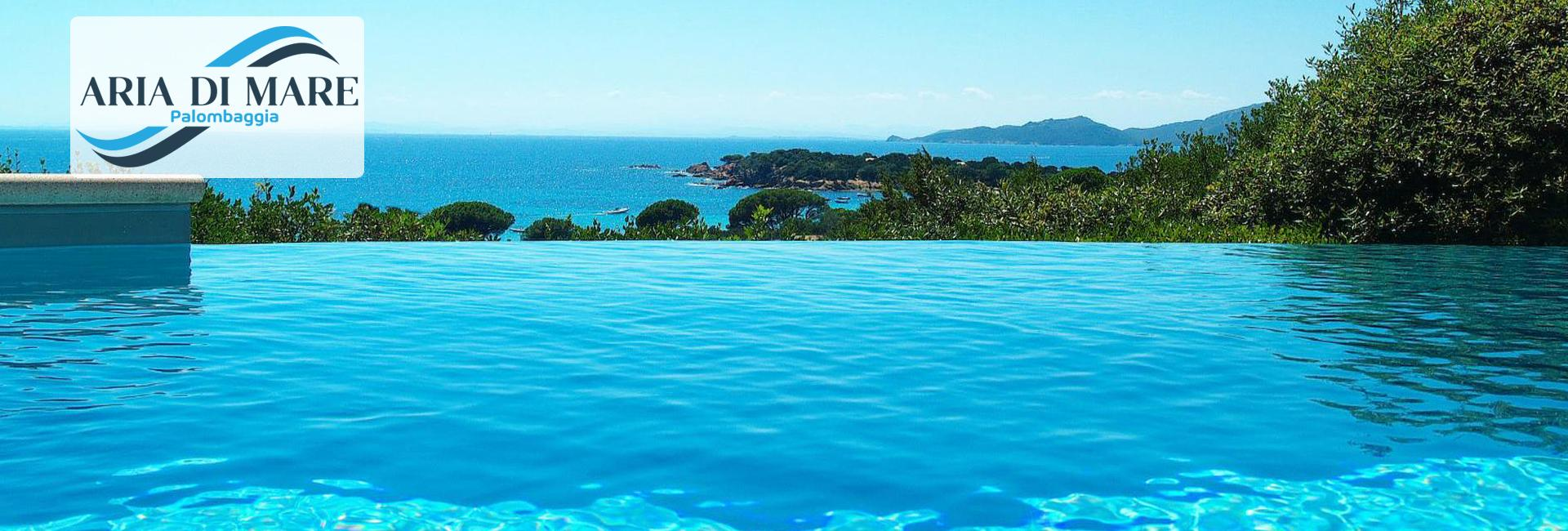 Villa bord de mer Palombaggia