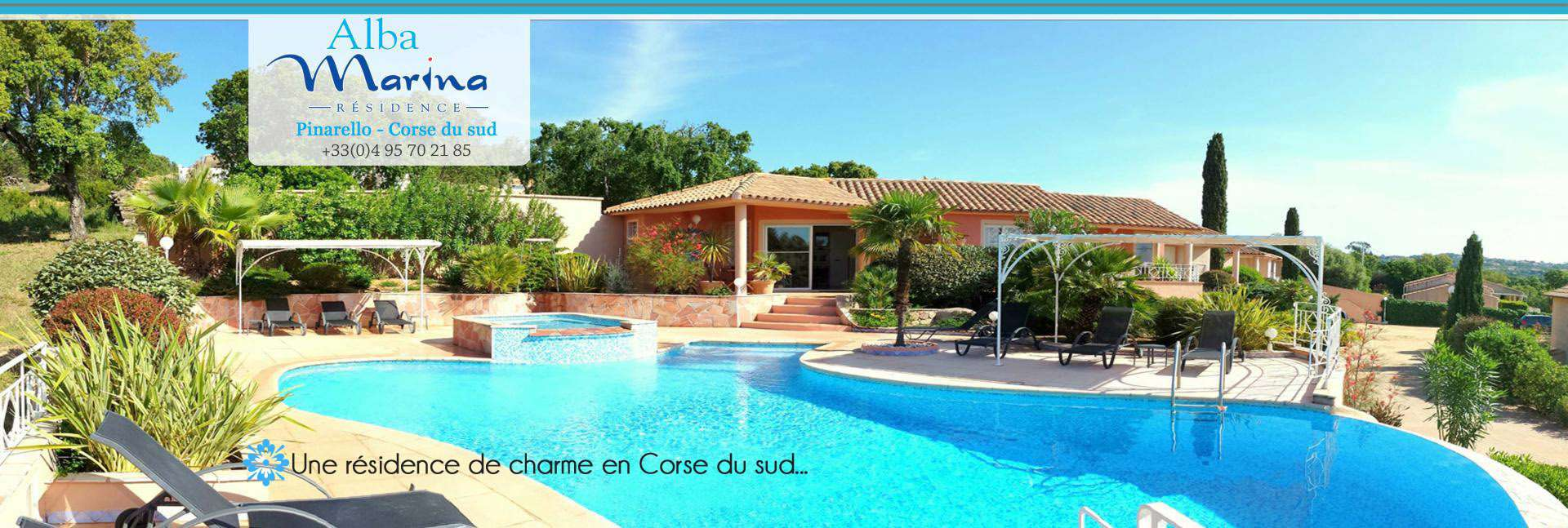 Location porto vecchio villa en corse du sud for Villa avec piscine en corse