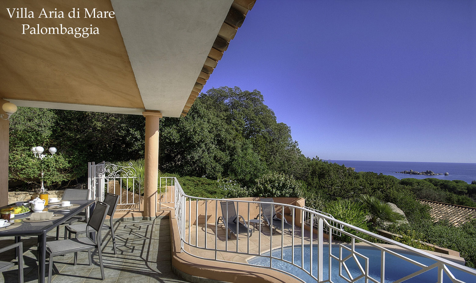 Villa en corse affordable location vacances villa de luxe for Villa avec piscine corse