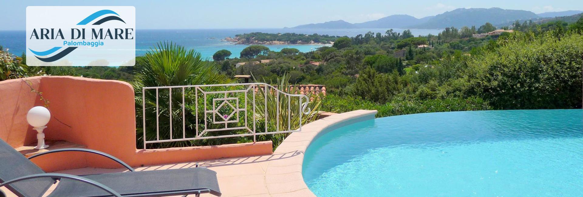 Villa avec piscine à Palombaggia